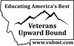 Logo of Veterans Upward Bound: Montana